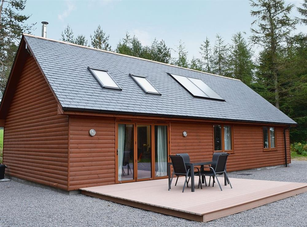 Exterior at Cairn View,