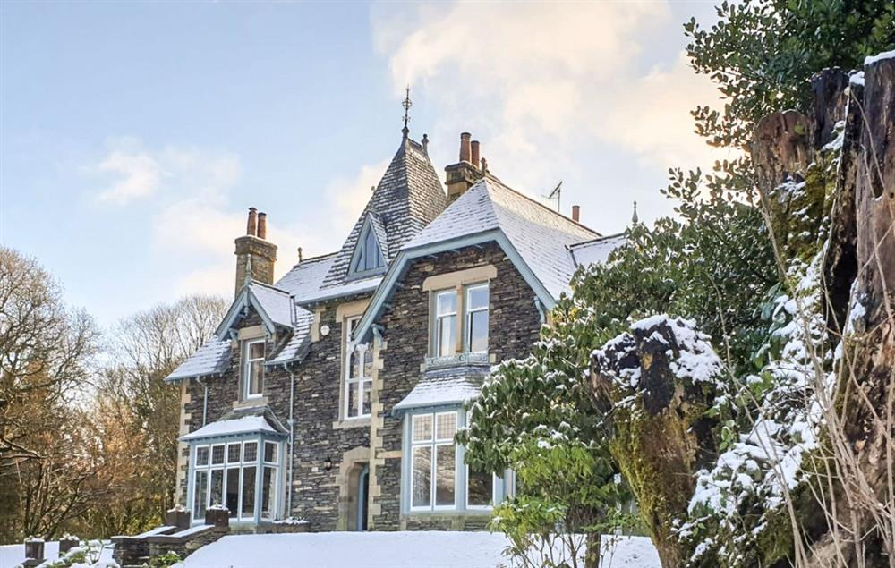 Birkdale House is a large, Victorian property set in the beautiful Matson Ground Estate near Lake Windermere
