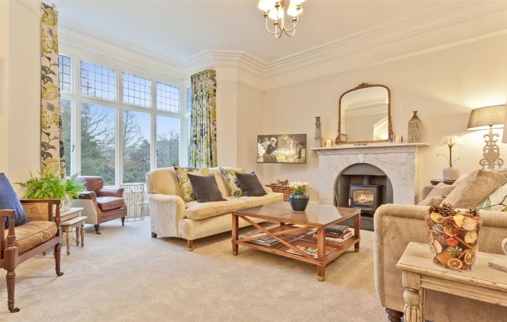 Ground floor: The spacious Drawing room