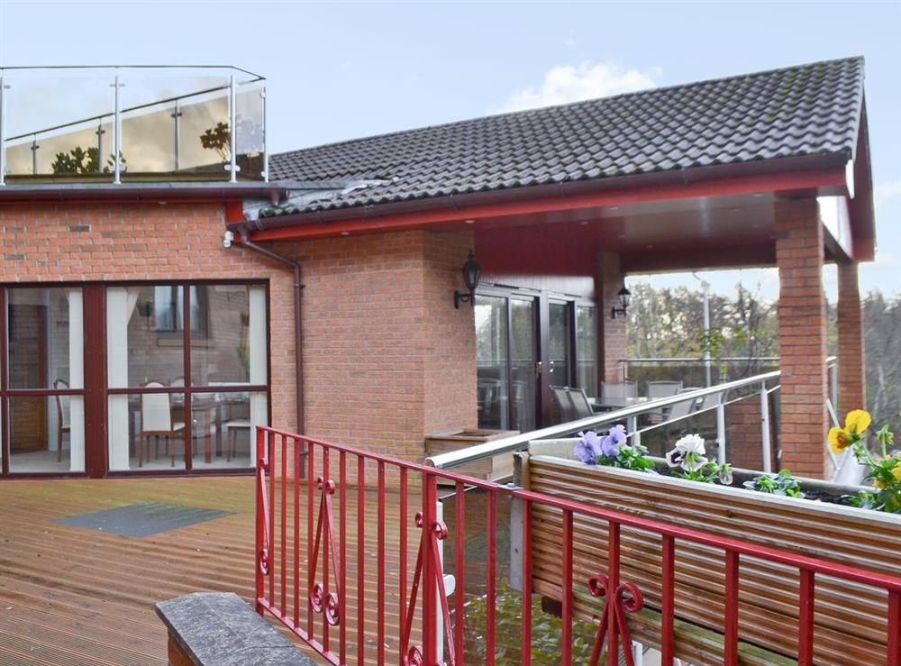 Exterior at Bishops Hill View in Glenrothes, Fife