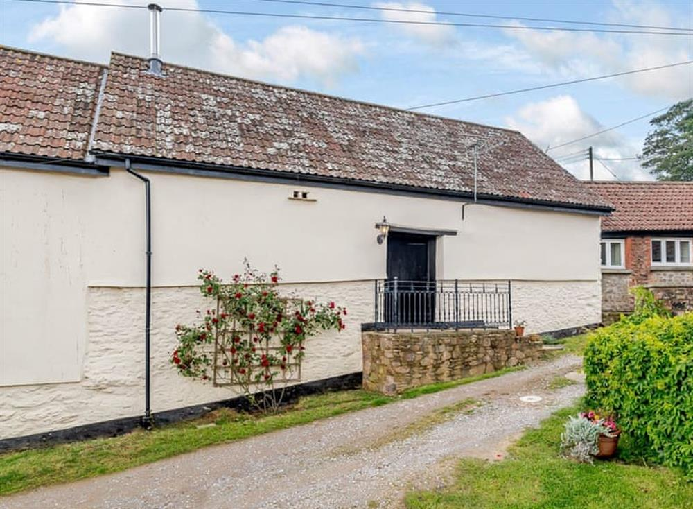 Attractive terraced property
