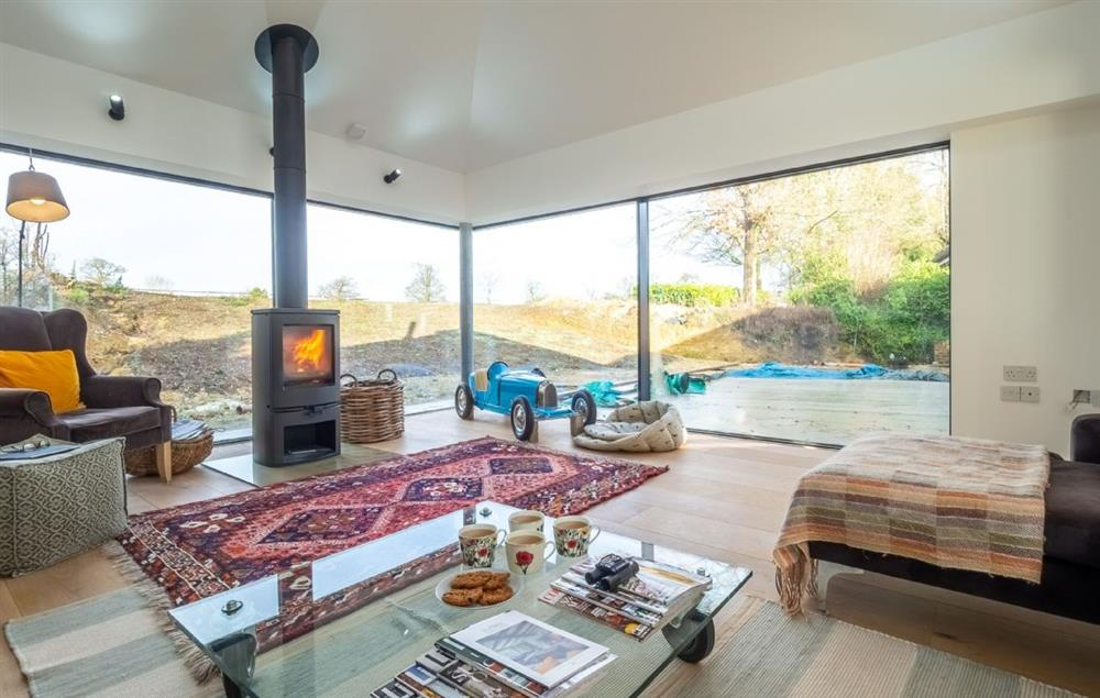 Black Swan Barn offers luxury accommodation for six guests