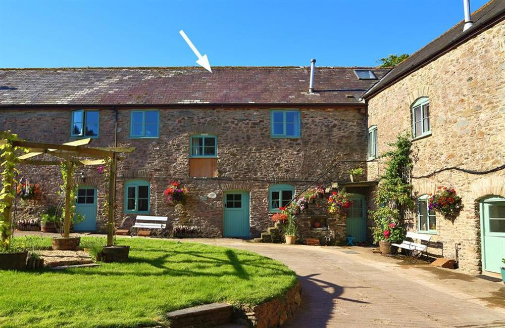 Blackberry Cottage in beautiful Buckland Court at Blackberry Cottage, Slapton