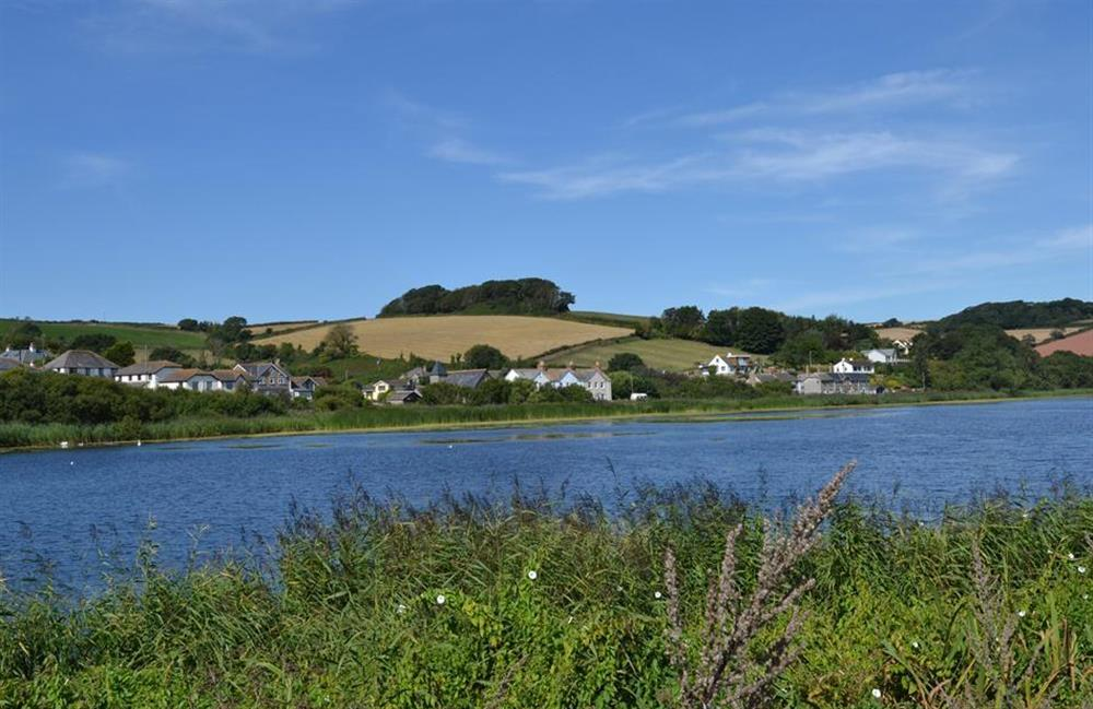 Nearby Slapton Ley at Blackberry Cottage, Slapton