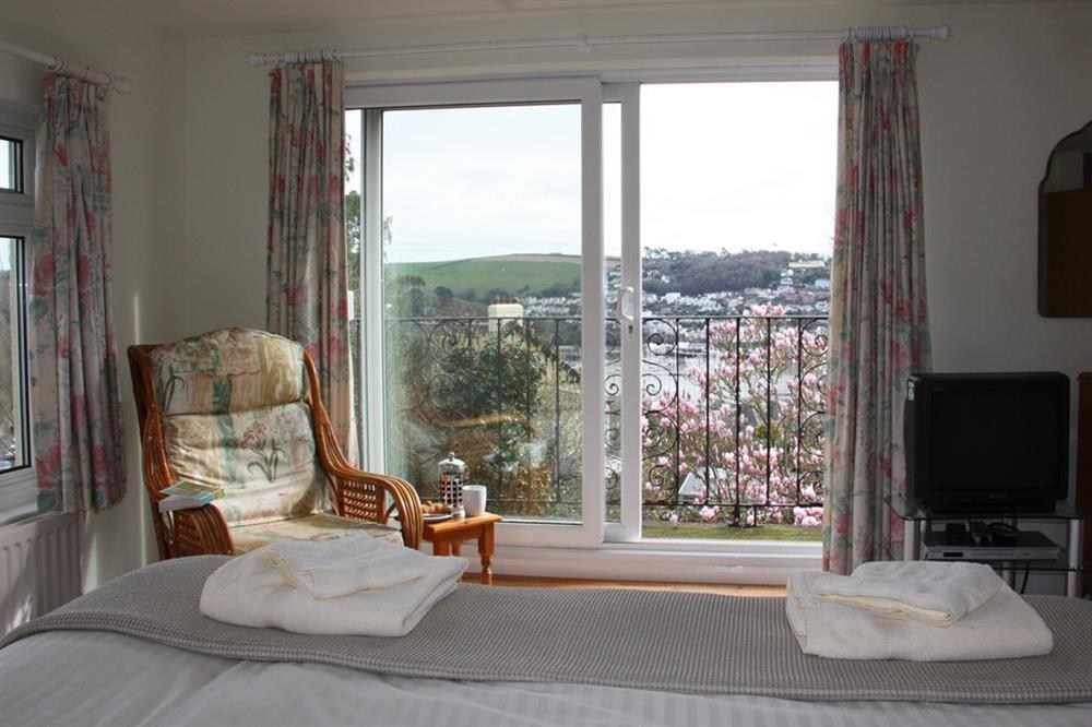 Balcony with lovely views at Blackgate in 2 Mount Boone Way, Dartmouth