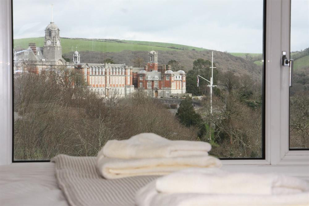 Lovely views of the naval college at Blackgate in 2 Mount Boone Way, Dartmouth