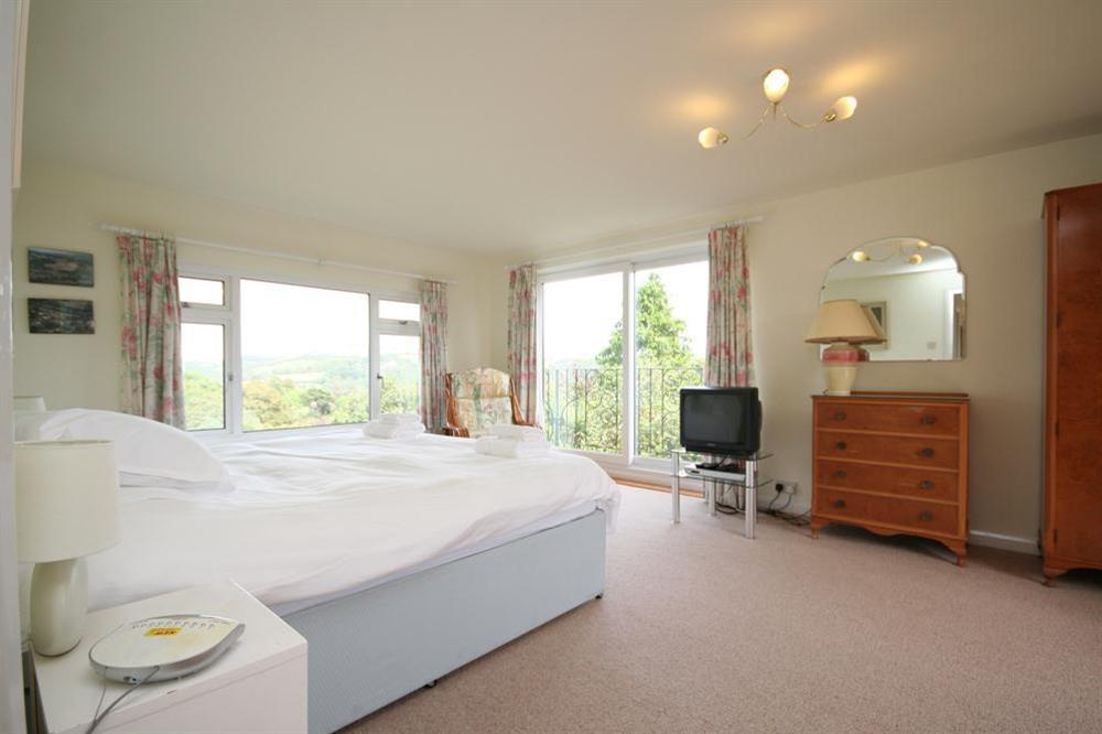 Master bedroom with balcony and lovely views at Blackgate in 2 Mount Boone Way, Dartmouth