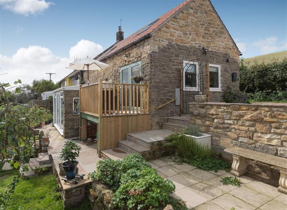 Beautiful one bedroomed property at Blackgill Lodge in Grinkle, near Easington, Cleveland