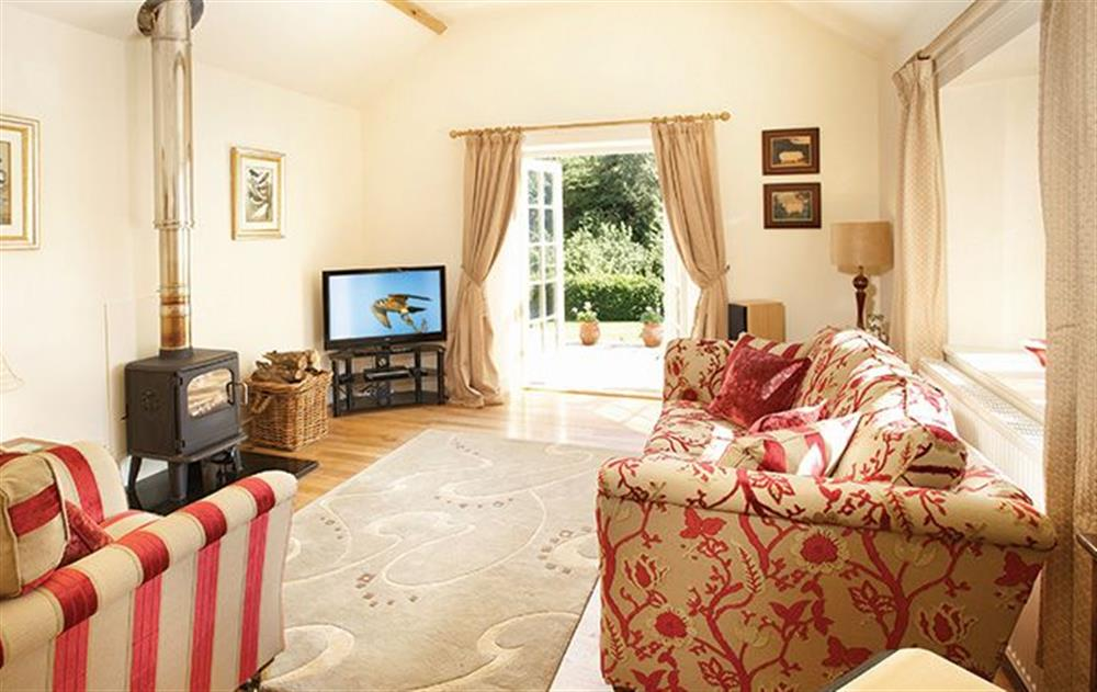 Ground floor: Sitting room at Blacksmiths Cottage, Boresford