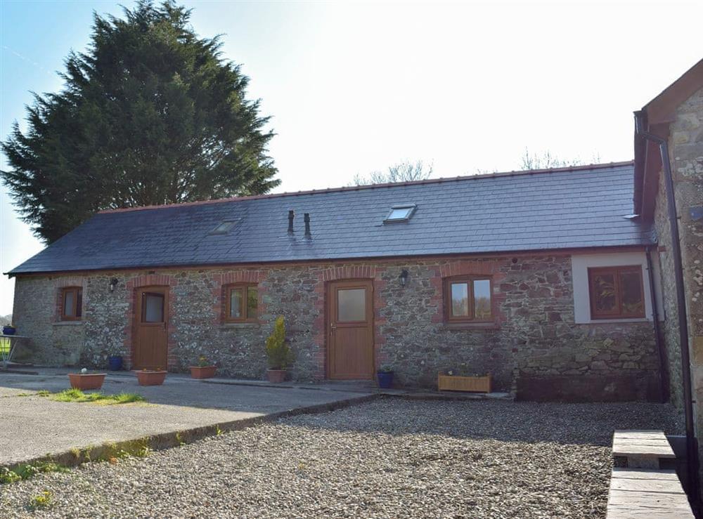 Exterior at Hen Llaeth,