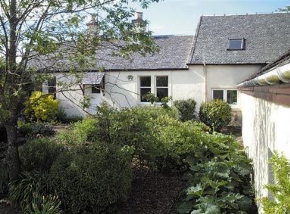 Photo 1 at Blairhosh Cottage in Balloch, Loch Lomond, Dumbartonshire