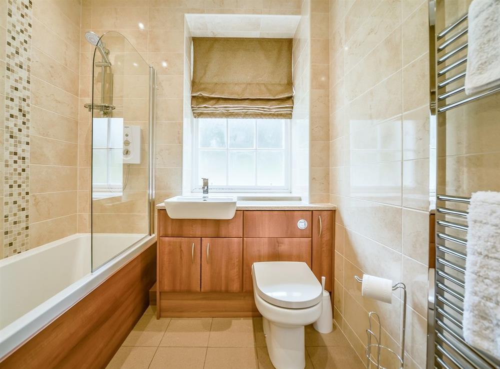 Bathroom at Cunninghame Cottage,