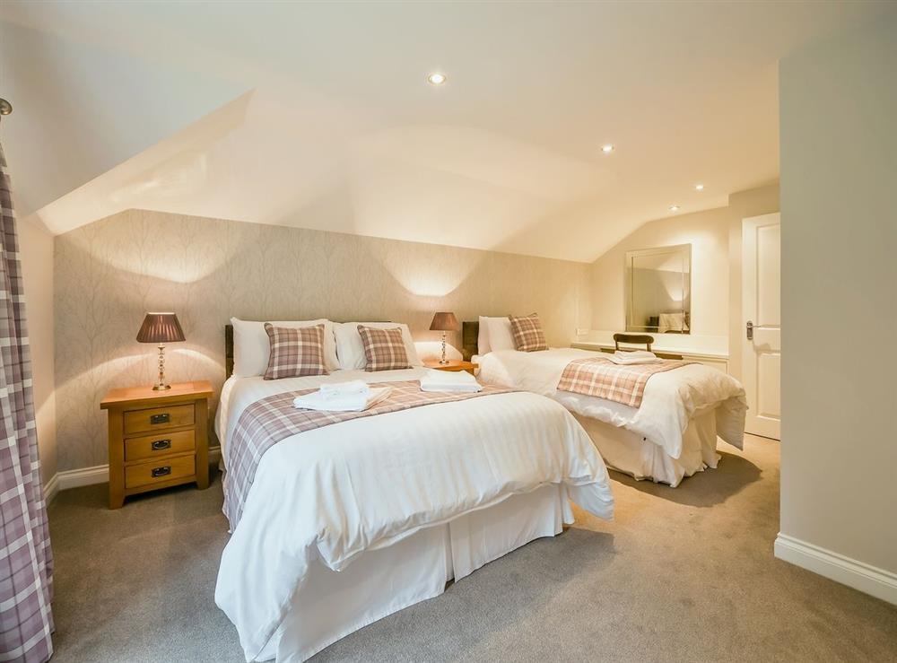 Bedroom at Cunninghame Cottage,
