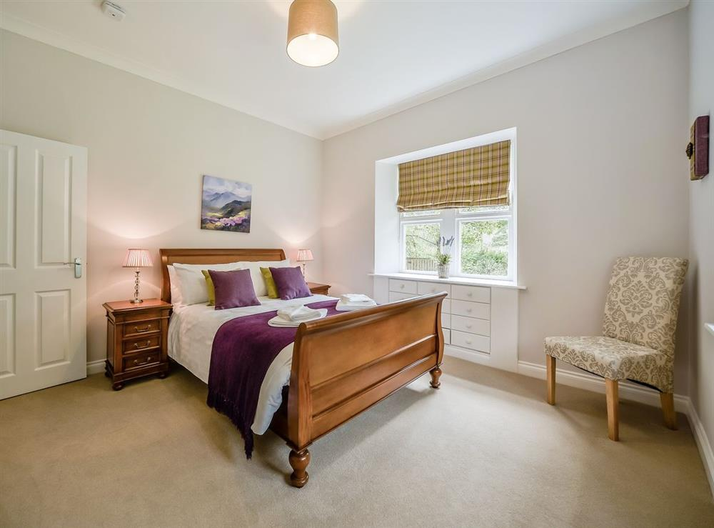 Double bedroom at Gardens Cottage,