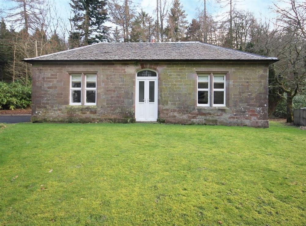 Exterior at Gardens Cottage,