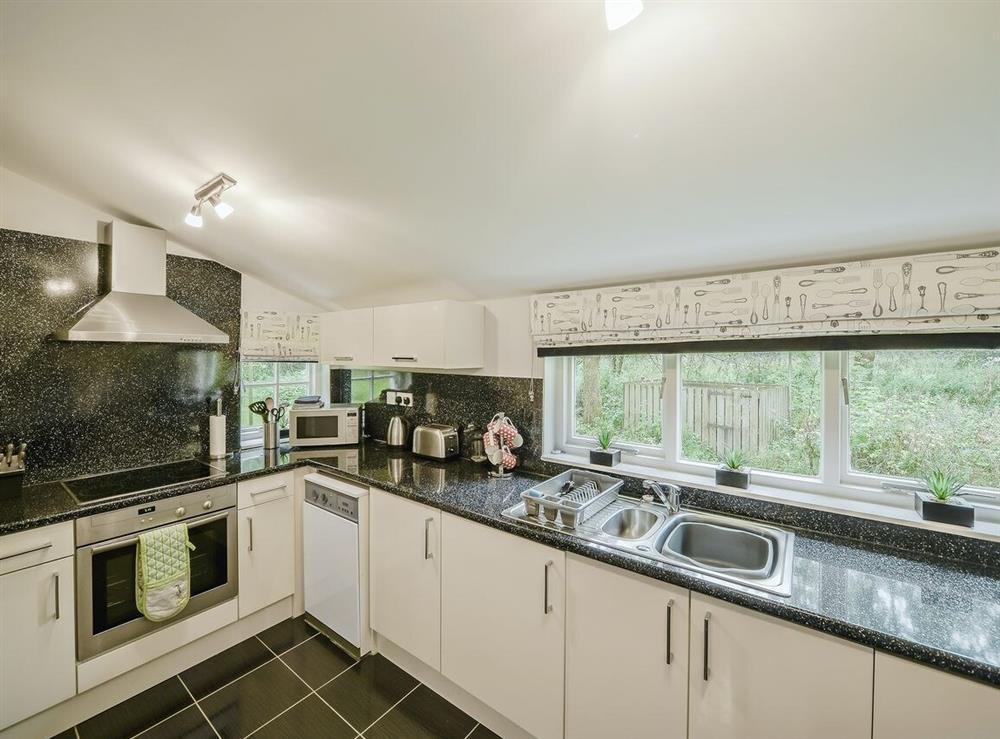 Kitchen at Gardens Cottage,