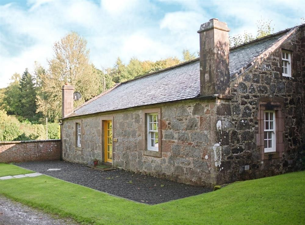 Exterior at McDowall Cottage,
