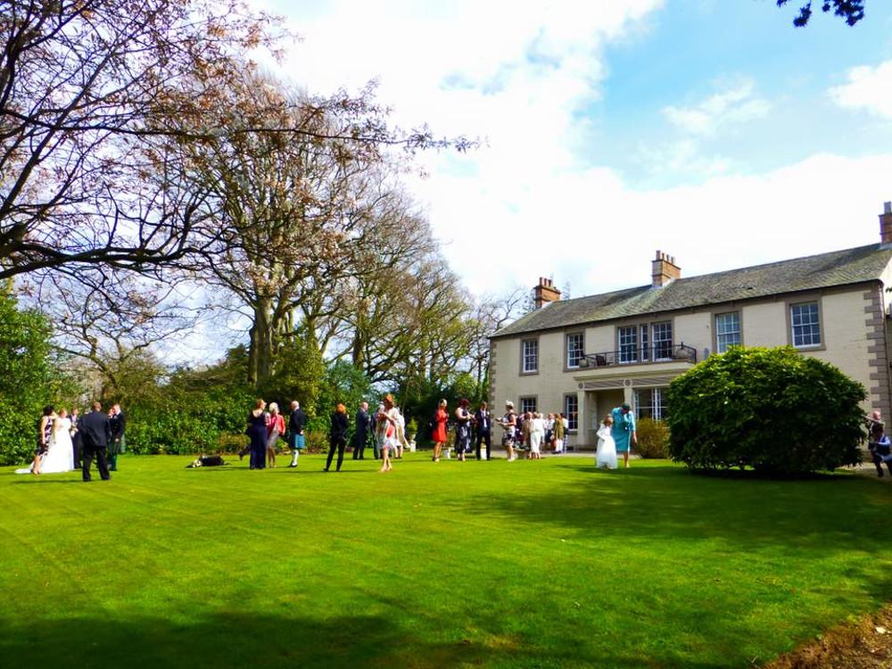 Special occasions at Blaithwaite Estate