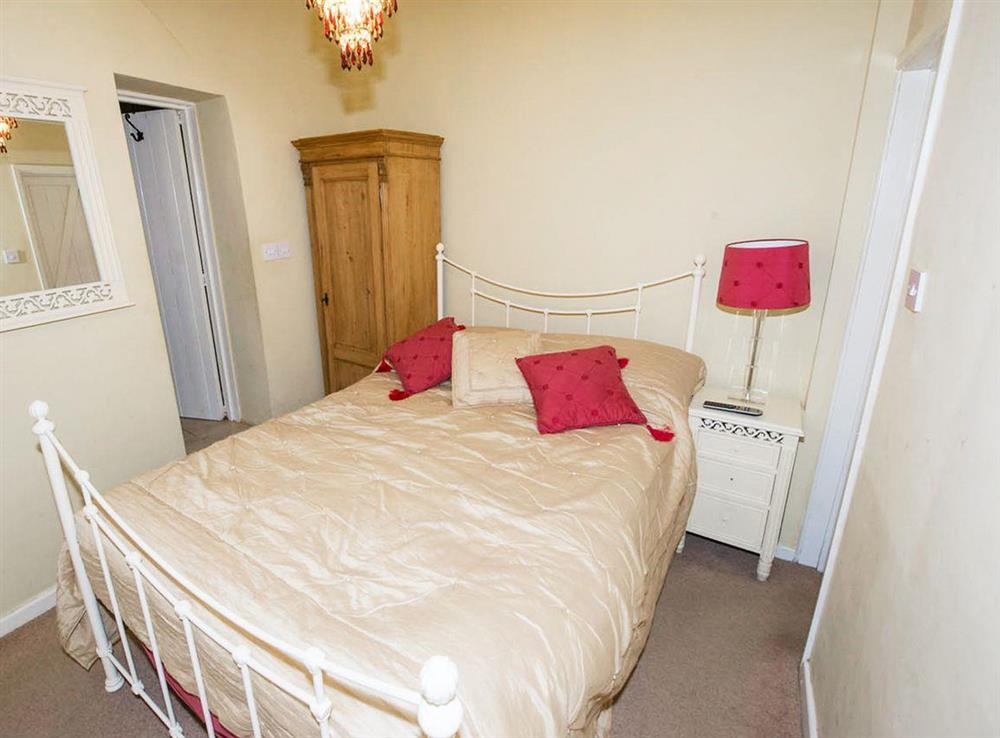 Double bedroom at Cobble Cottage,