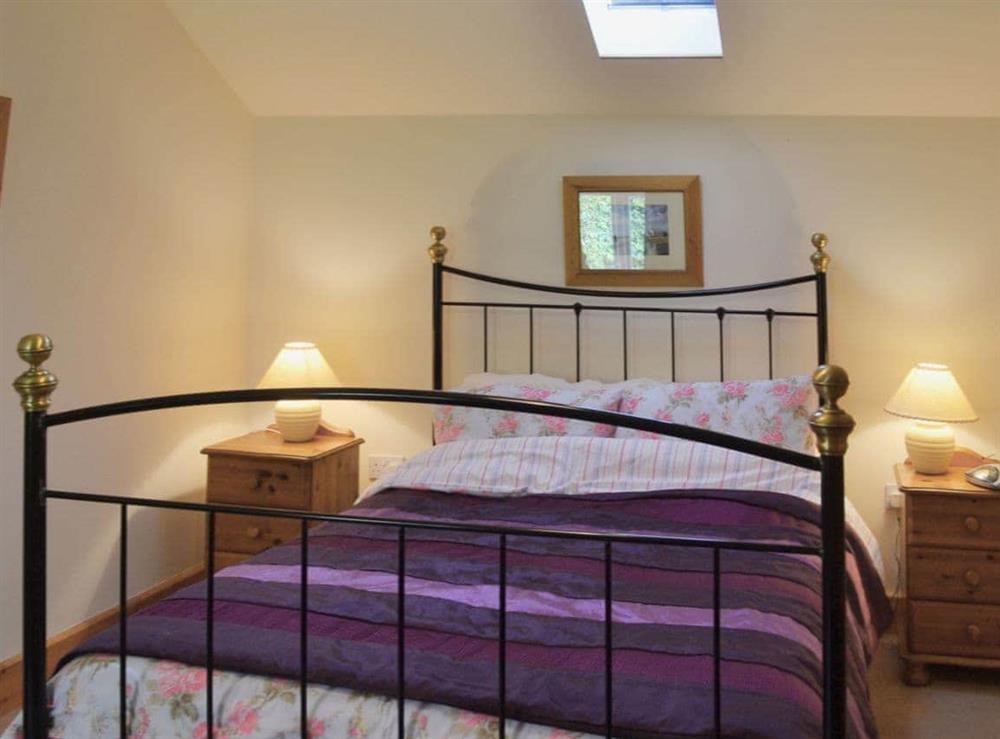 Double bedroom at Blue Bell Cottage in Denton, near Harleston, Norfolk
