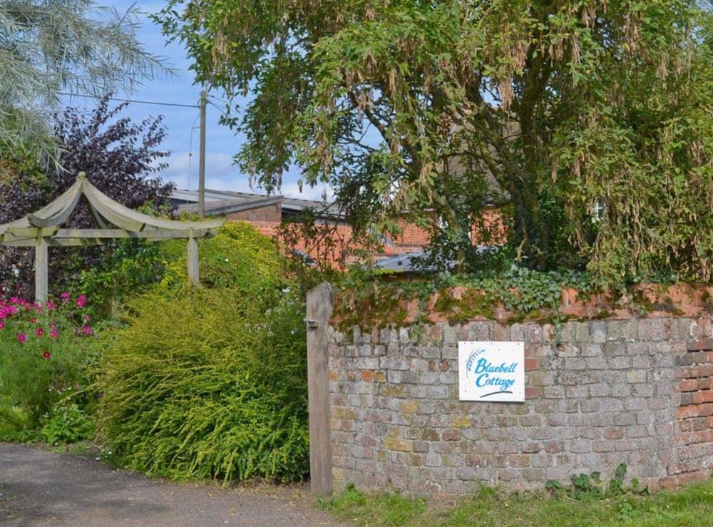 Exterior at Blue Bell Cottage in Denton, near Harleston, Norfolk