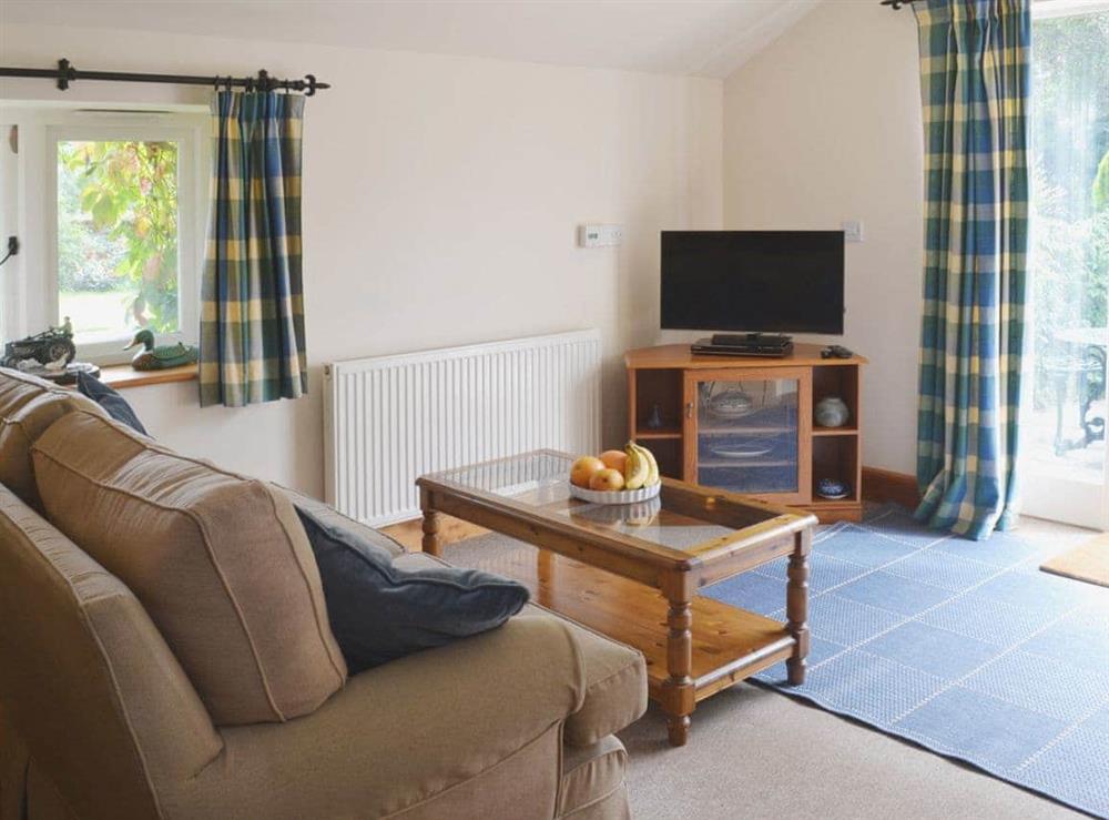 Open plan living/dining room/kitchen at Blue Bell Cottage in Denton, near Harleston, Norfolk