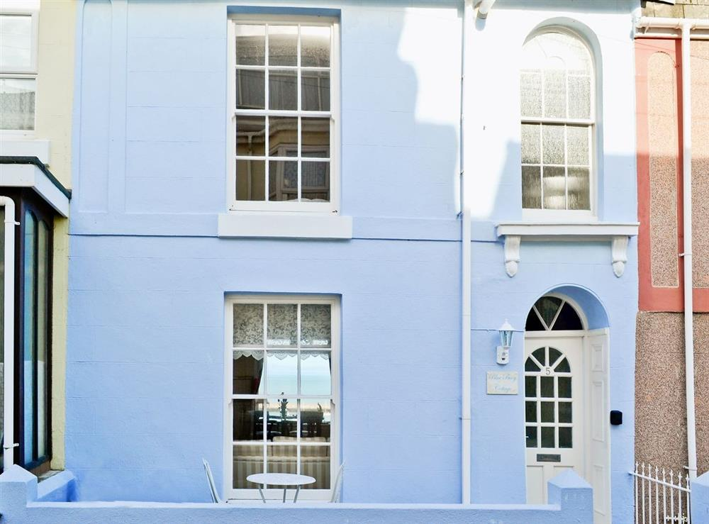 Exterior at Blue Buoy Cottage in Brixham, Torbay