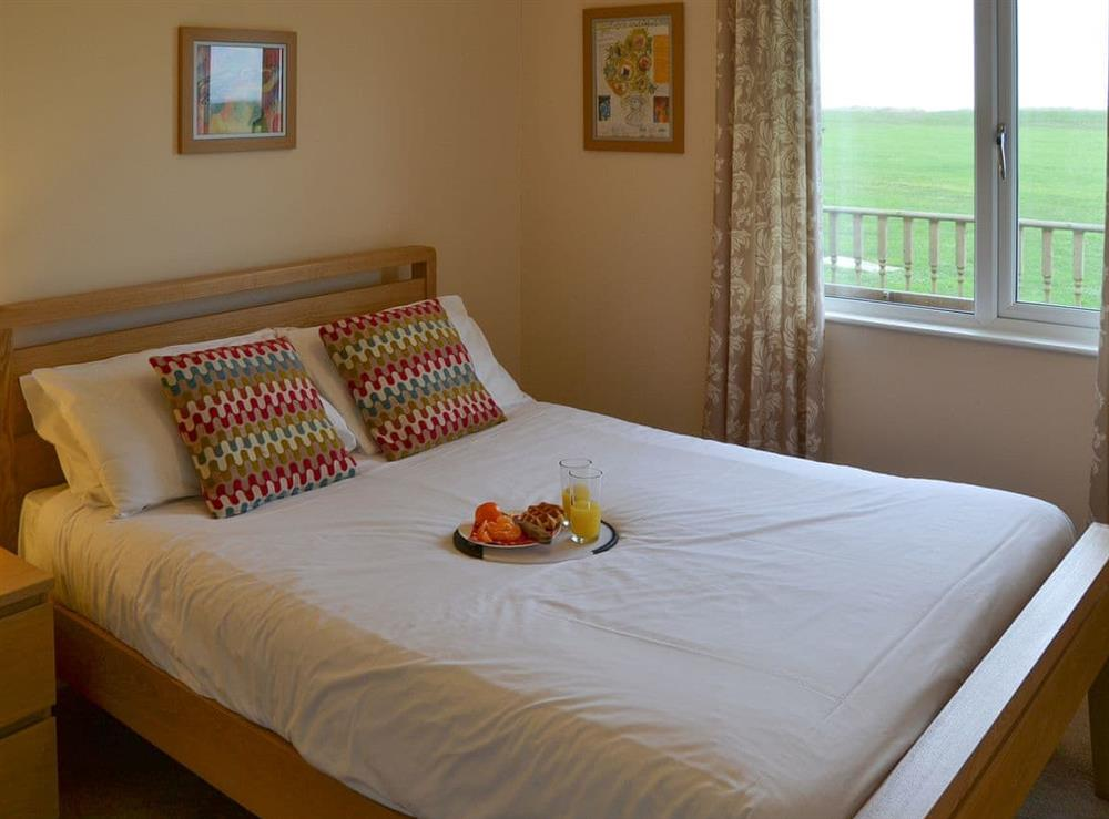 Double bedroom at Boa Vista in Bacton, near Stalham, Norfolk