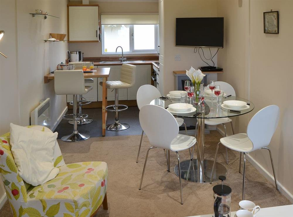 Open plan living space (photo 3) at Boa Vista in Bacton, near Stalham, Norfolk