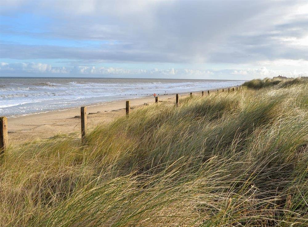 Wonderfully situated coastal property at Boa Vista in Bacton, near Stalham, Norfolk