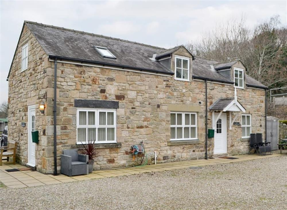 Attractive stone-built holiday home at South Tyne Cottage,