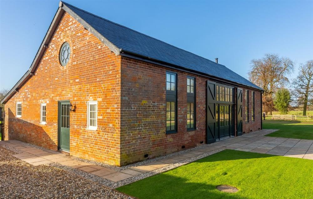 Bodney Lodge is a beautifully restored 19th century barn and stable
