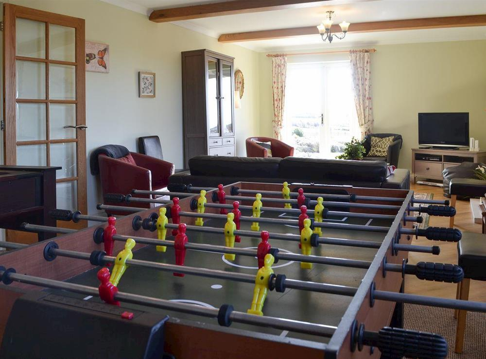Games room (photo 2) at Bodrydd,