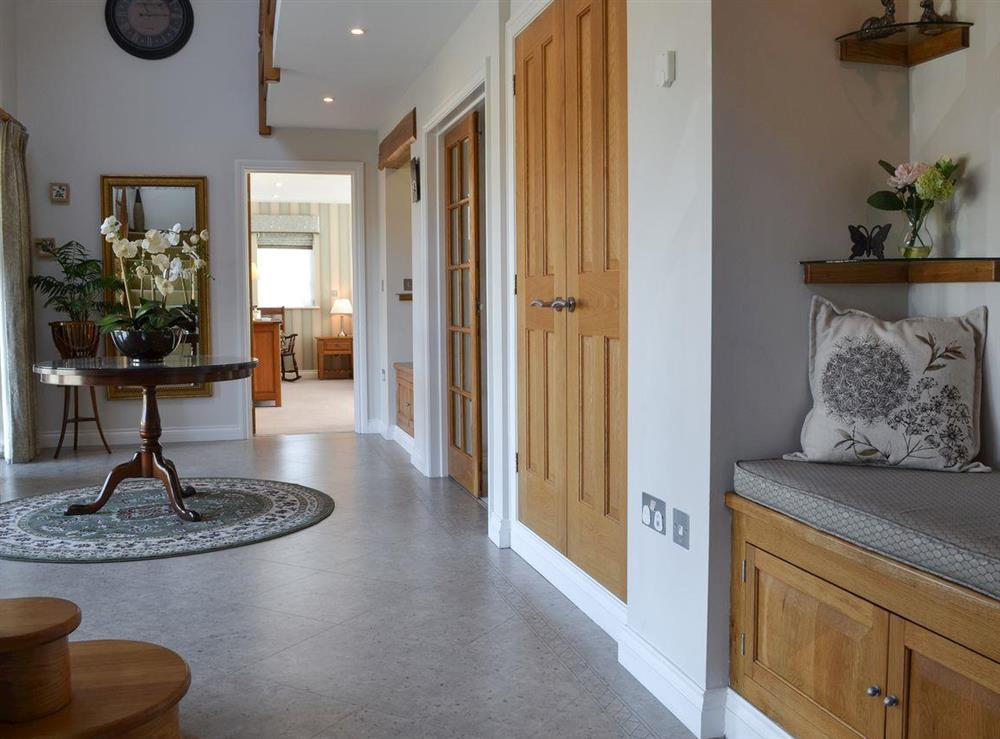 Hallway at Bodrydd,