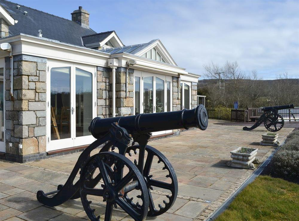 Superb, well maintained detached holiday property at Bodrydd,