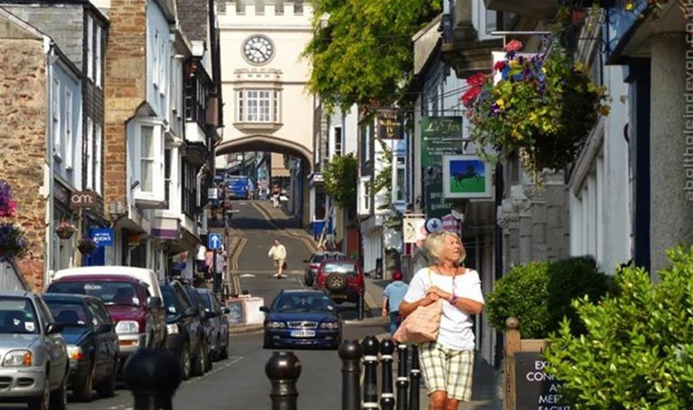 Bohemian Totnes, a great day out at Bolthole Cabin, Dartmouth
