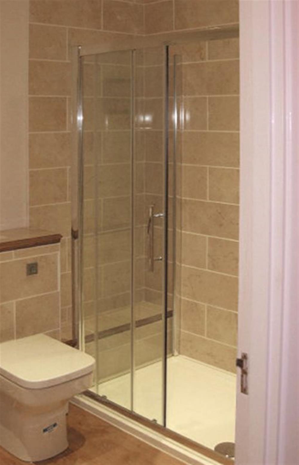 Bathroom at Bows, Dittisham, South Hams
