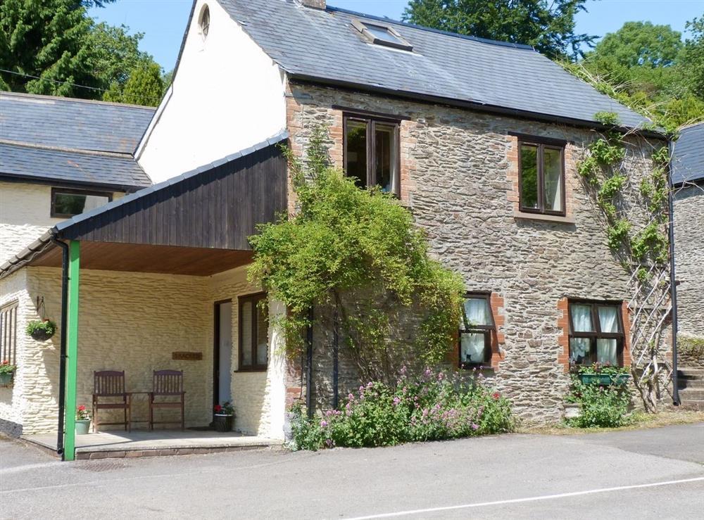 Exterior at Bracken Cottage in Wheddon Cross, Exmoor, Somerset