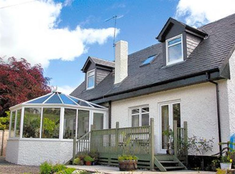 Photo 1 at Brae Cottage in Garelochhead, near Loch Lomond, Dumbartonshire