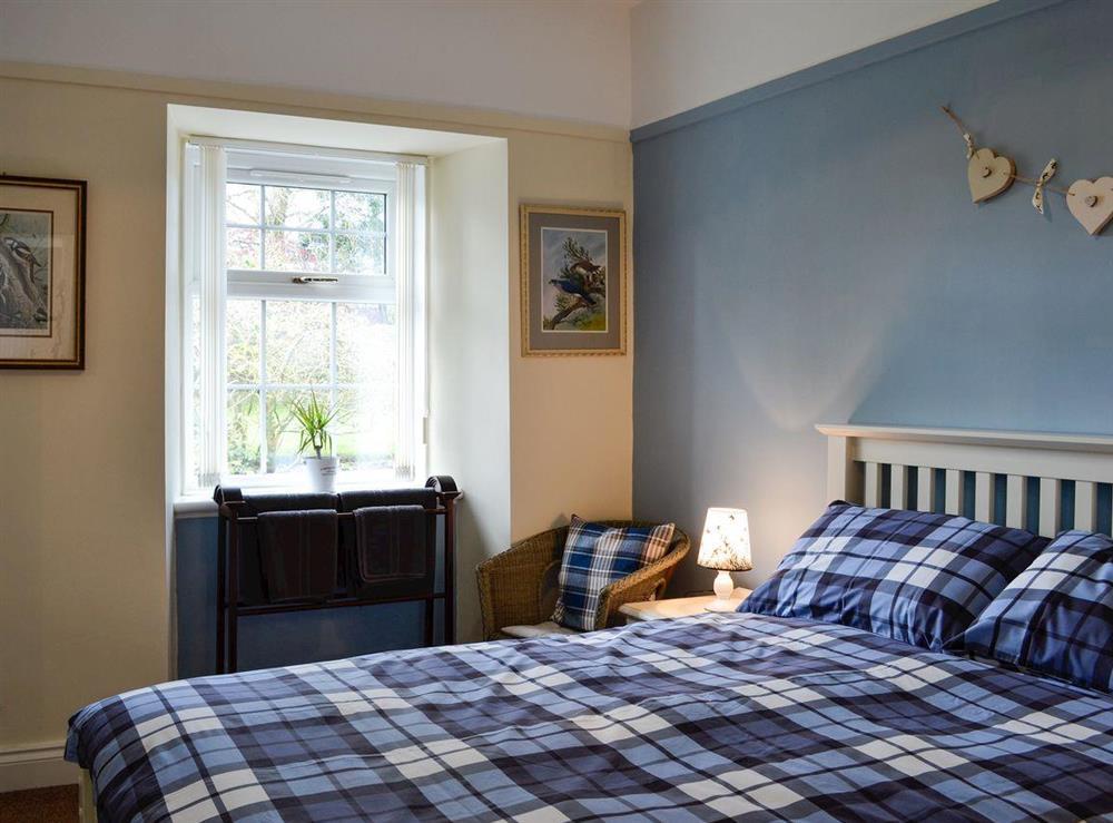 Double bedroom at Braefoot 1860 in Straiton, near Maybole, Ayrshire