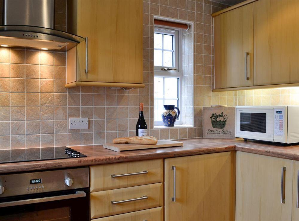 Kitchen (photo 2) at Braefoot 1860 in Straiton, near Maybole, Ayrshire