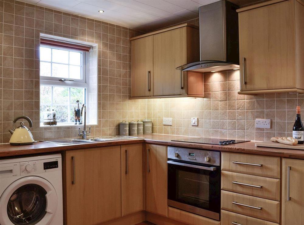 Kitchen at Braefoot 1860 in Straiton, near Maybole, Ayrshire