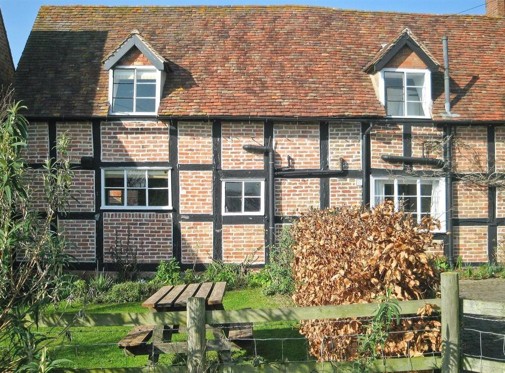 Exterior at Brambles in Stoulton, Worcestershire