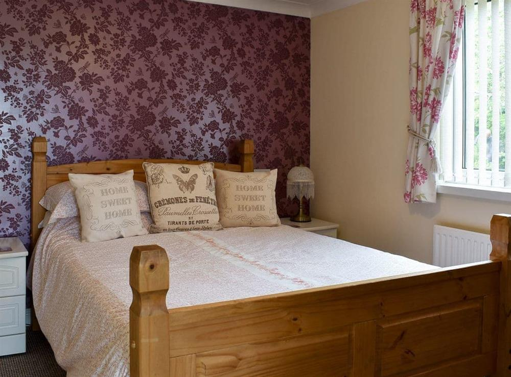 Double bedroom at Bramley Lodge Annex in Clenchwarton, near King's Lynn, Norfolk