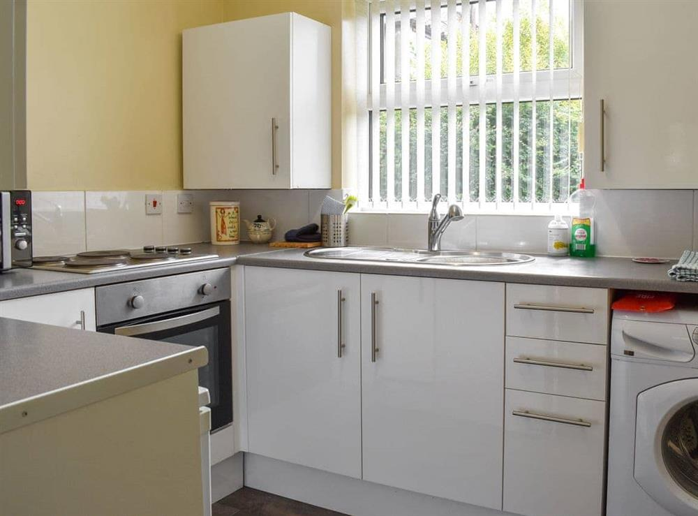 Kitchen at Bramley Lodge Annex in Clenchwarton, near King's Lynn, Norfolk