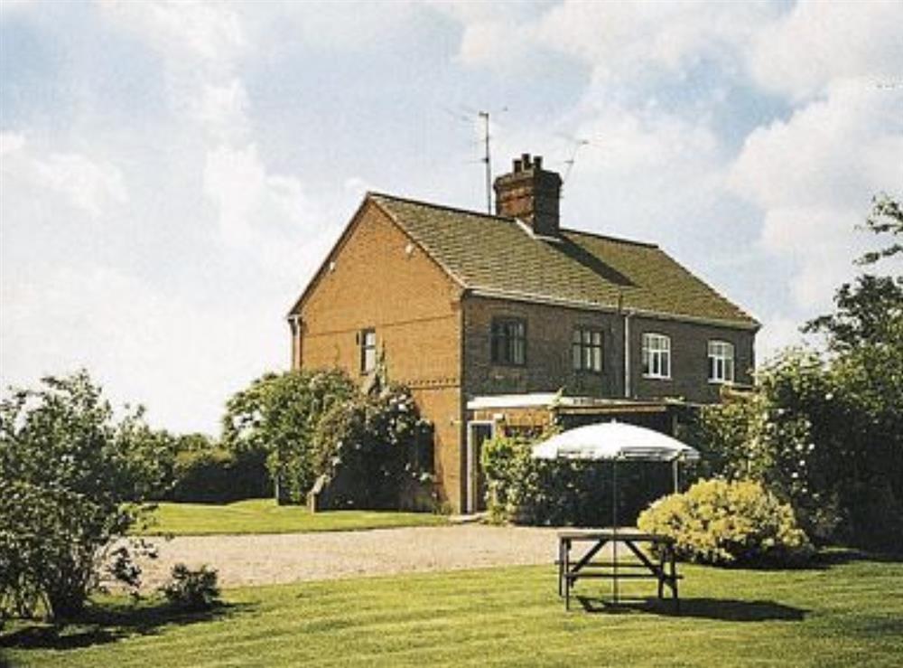 Exterior at Brandiston Barn Cottage in Cawston, near Norwich, Norfolk