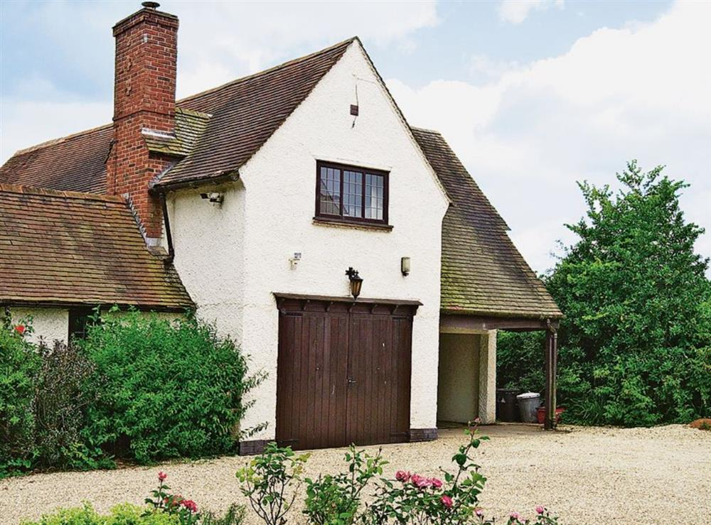 Exterior at Branscombe Cottage in Warwick, Warwickshire