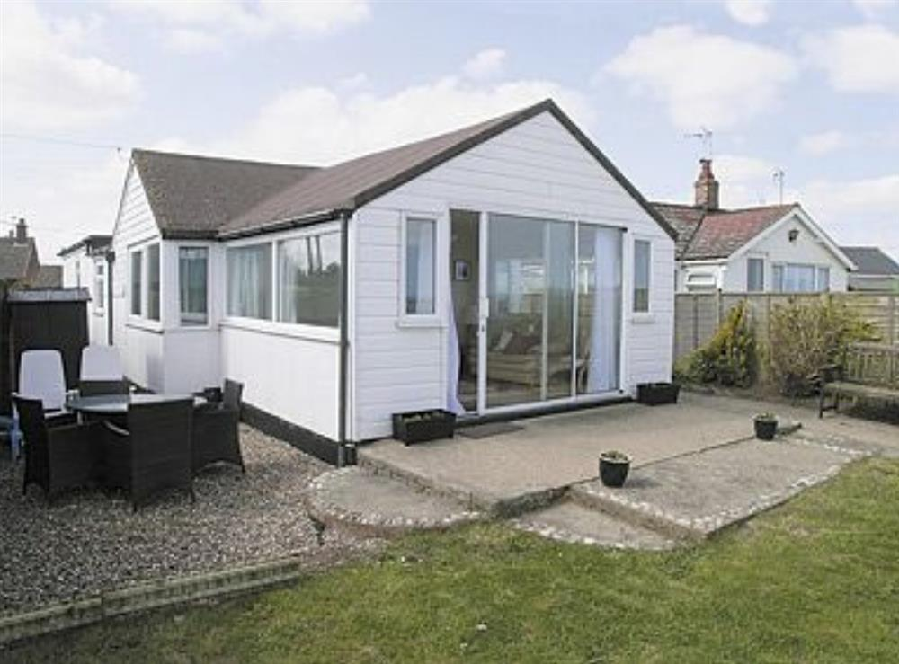 Exterior at Brecklands in Scratby, Great Yarmouth, Norfolk