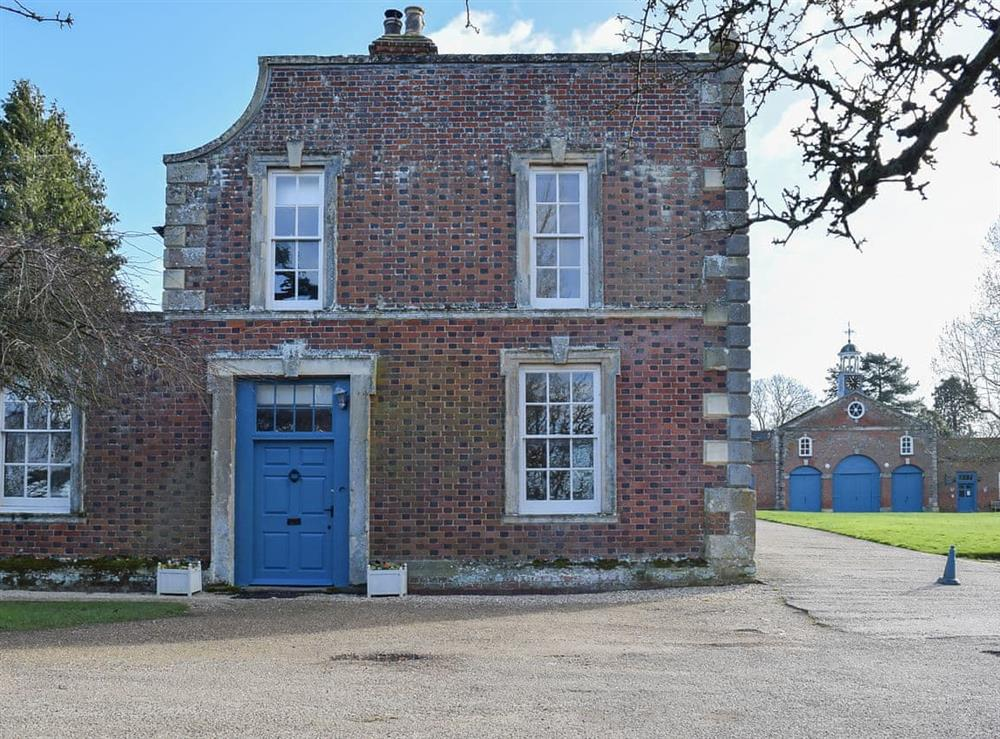 Exterior at Brewery Cottage in Middle Claydon, Buckinghamshire