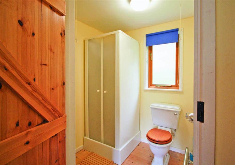 Bathroom at Briar Cottage in Beccles, Suffolk